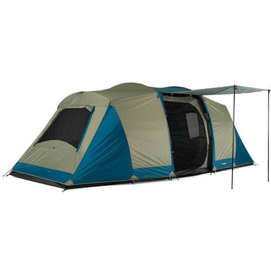 OZtrail Seascape 3 Room Dome Tent - Tent