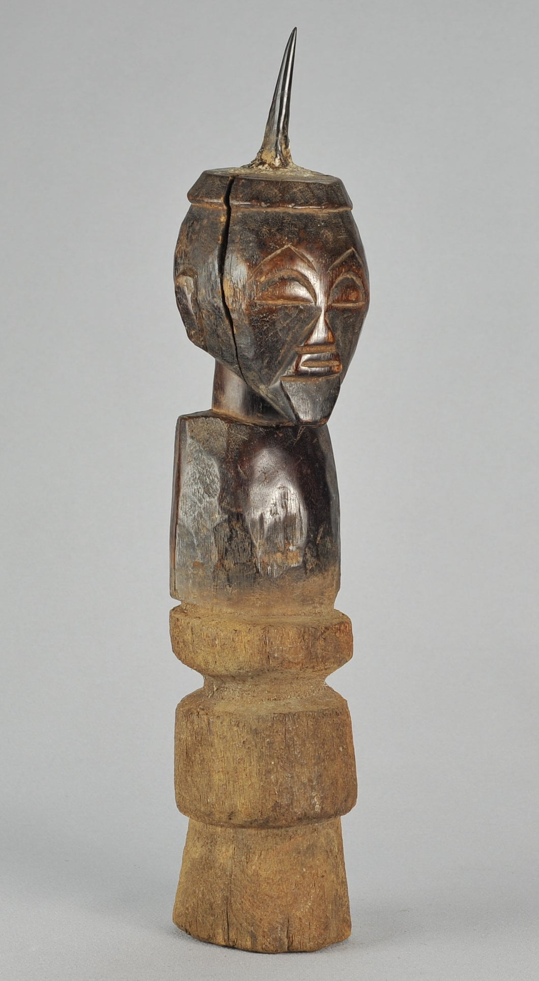 MC1288 Buste fétiche SONGYE Power Figure Bust Congo Rdc