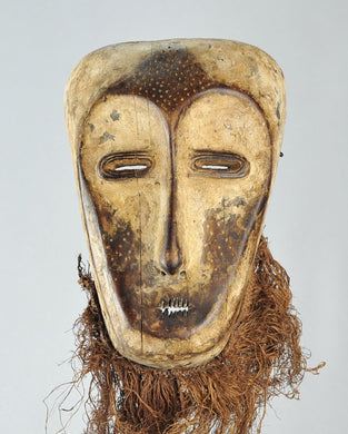 MC1262 Superbe grand masque Idimu LEGA large mask Congo Rdc