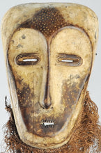 Reserved 25th MC1262 Superbe grand masque Idimu LEGA large mask Congo Rdc
