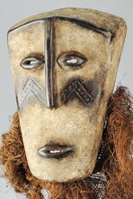 Reserved 25th MC1263 Superbe grand masque Idimu LEGA large mask Congo Rdc