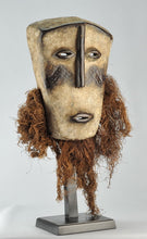 MC1263 Superbe grand masque Idimu LEGA large mask Congo Rdc