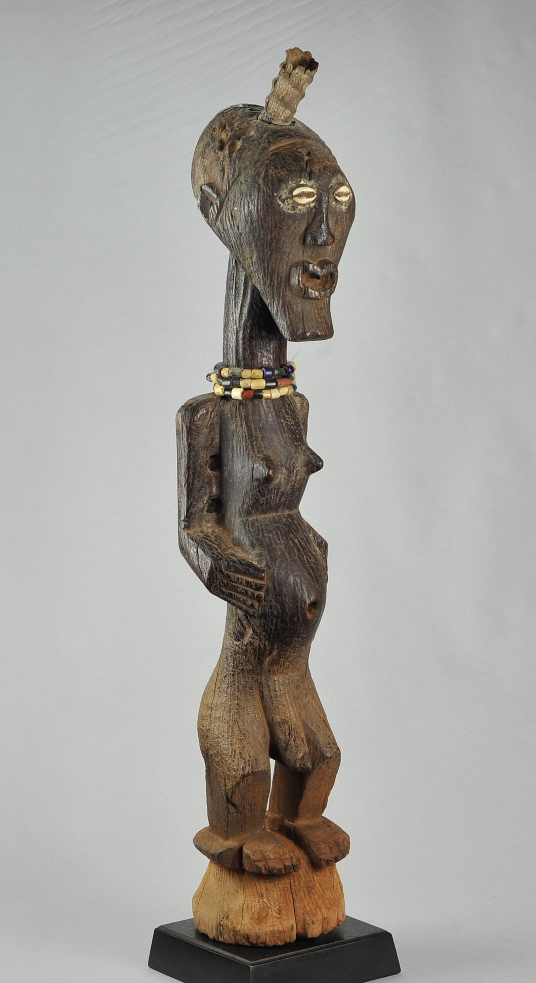 MC1341 Grand Fétiche SONGYE Large Power Figure Fetish Congo Rdc