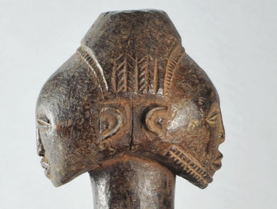 MC1295 Superbe Kabeja HEMBA Sculpture Janiforme Janus figure