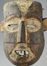 Reserved 25th MC1213 Puissant masque guerrier BOA Pongdudu Congo Warrior Mask