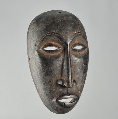 MC1361 Rare masque anthropomorphe HEMBA anthropomorphic Mask Congo Rdc