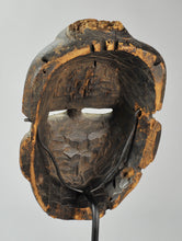 VENDU - SOLD ! Beau masque  IBIBIO Mask Nigeria African Tribal Art MC1239