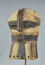 Reserved 25th MC0985 Petit masque Kifwebe LUBA Baluba Mask Congo Rdc