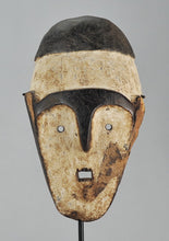 MC1291 Rare masque d'initiation SONGOLA Mask Congo Rdc
