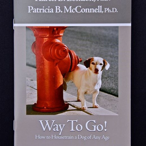 Dog Training Book: Way to Go! How to Housetrain a Dog of Any Age