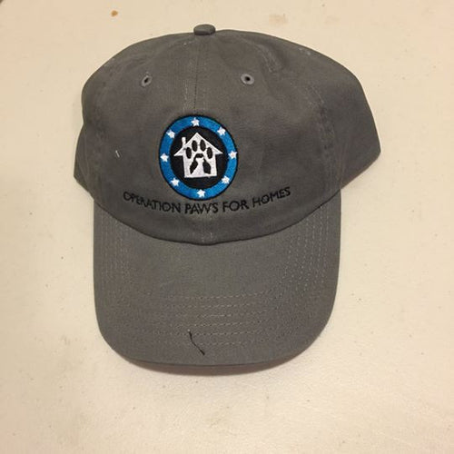 Grey Hat with OPH Logo