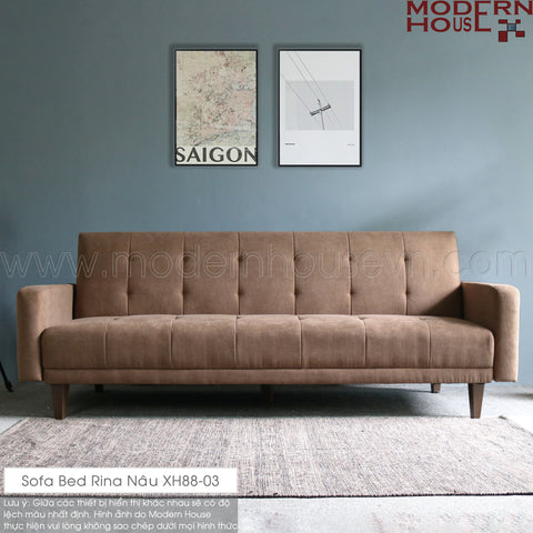 Sofa Bed Rina - Nâu XH88-03