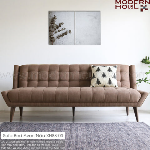 Sofa Bed Avon Nâu  XH88-03