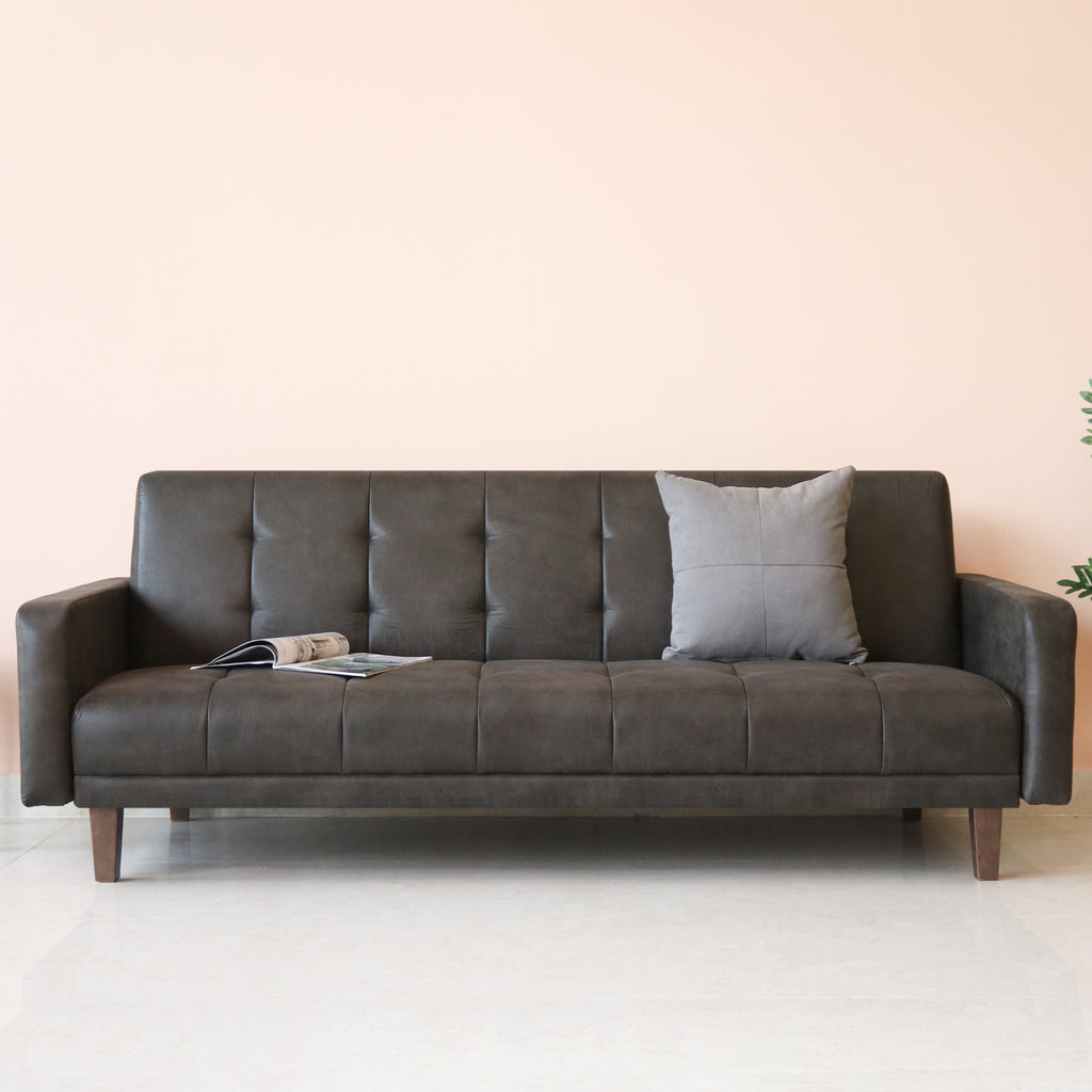 Sofa Bed Rina Da PU STL 07