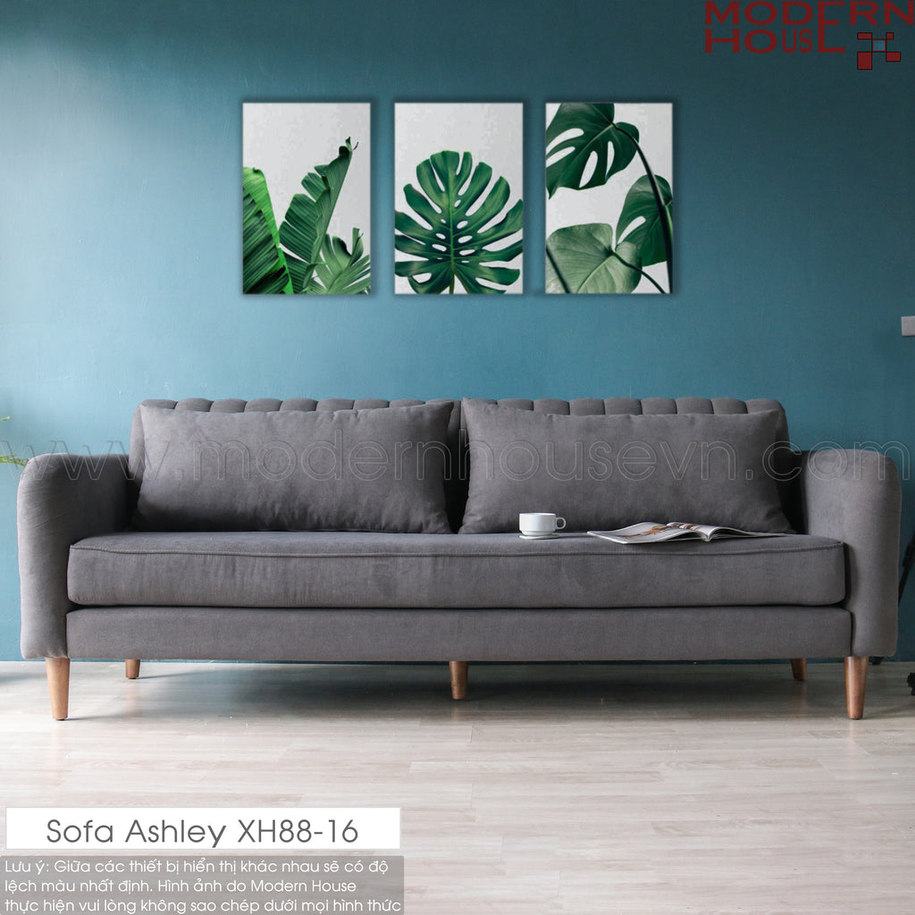 Sofa Ashley xám XH88-16