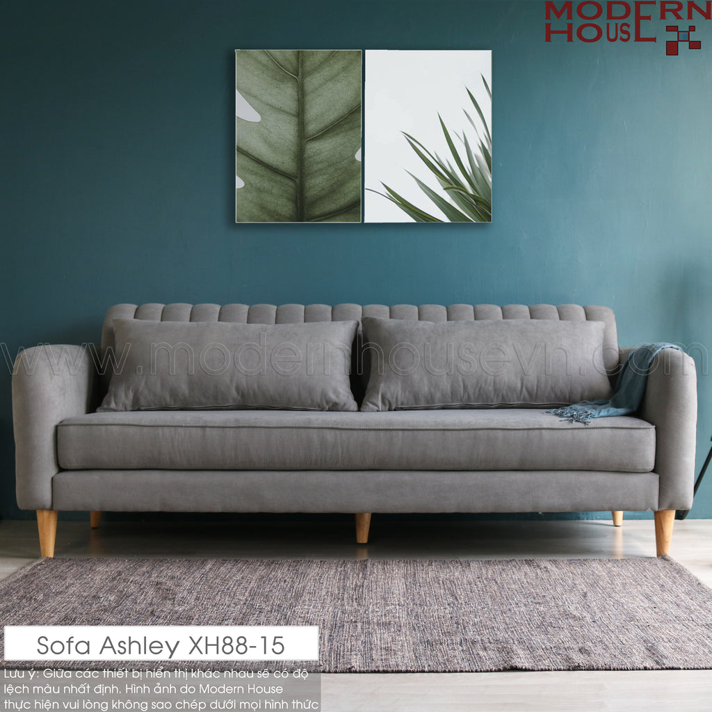 Sofa Ashley xám XH88-15