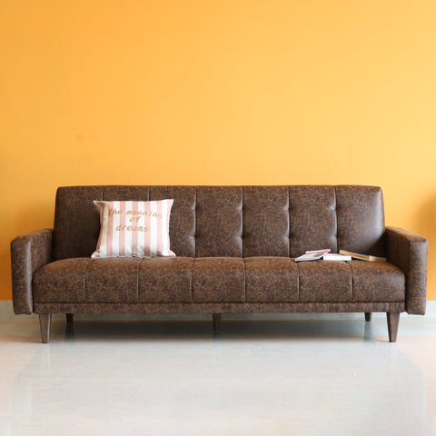 Sofa Bed Rina Da PU STL 16