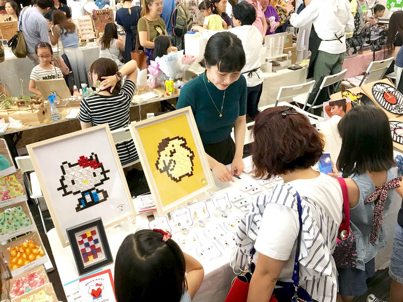 Sanrio Collaboration Art Fair