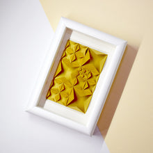 3D Paper Art Frame (Gold)