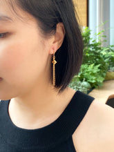Classic 3D Printed Brass Ear Clips