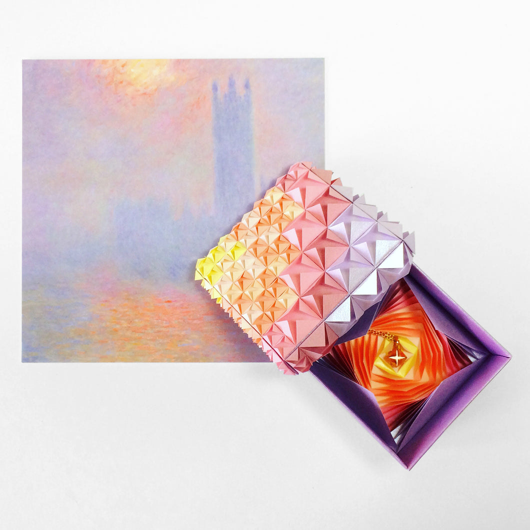 (Special Edition: Salute to Claude Monet) Sunset Jewel Box