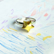 Lucky Star Ring (Gold)
