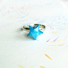 Lucky Star Ring (Turquoise)