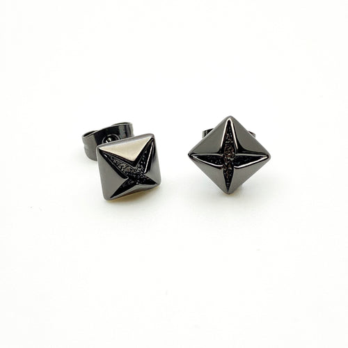 Black Diamond Classic Earrings
