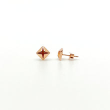 14K Rose Gold Classic Earrings