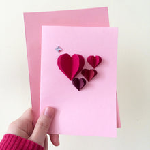 Heart Valentine's Day Card