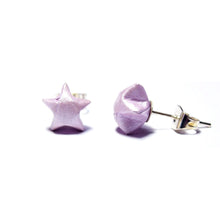 Lucky Star Earrings (Lavender)