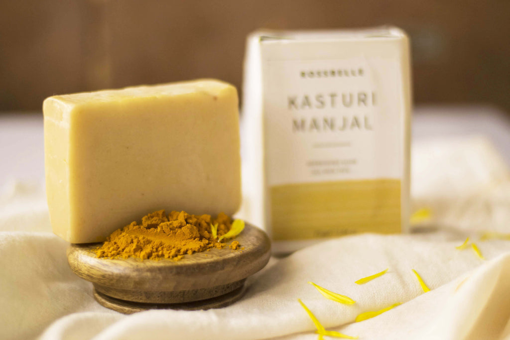BENEFITS OF KASTURI MANJAL
