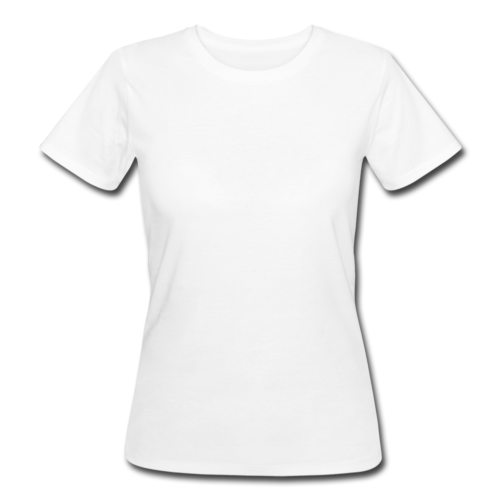 Women's Organic T-Shirt - white