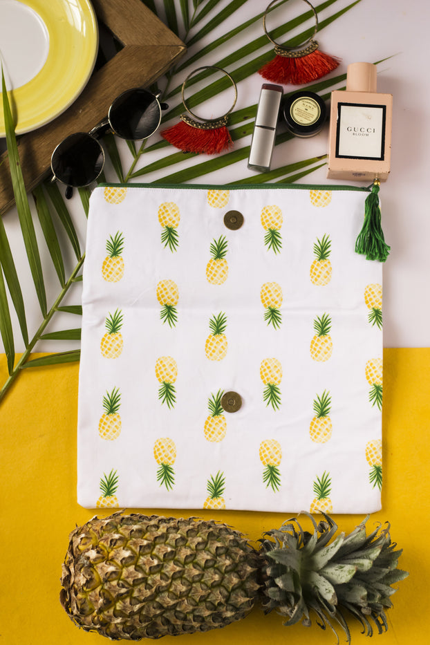 Pineapple Pouch - Rossbelle