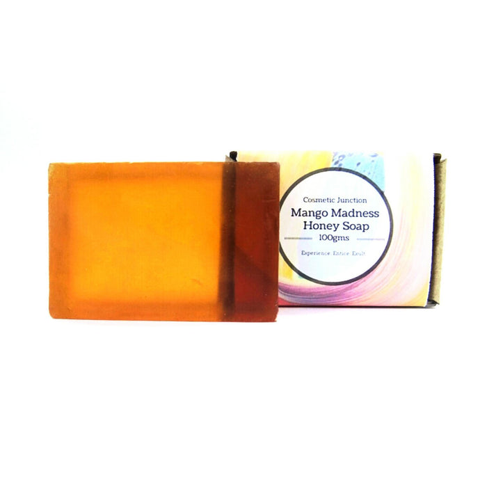 Mango Madness Honey Soap - Rossbelle