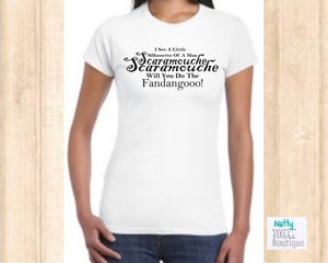 Women's T-Shirt - Queen Bohemian Rhapsody Lyrics Inspired