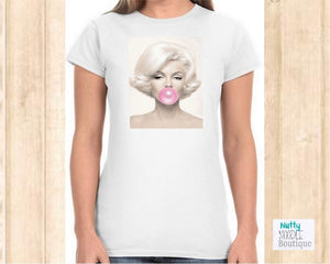 Women's T-Shirt - Marilyn Monroe Retro Design