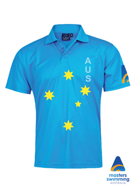 Masters Australia World Championships Polo Top