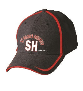 St Hilda's Aquatics Embroidered Cap