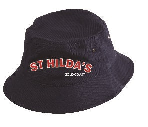 St Hilda's Aquatics Embroidered Bucket Hat