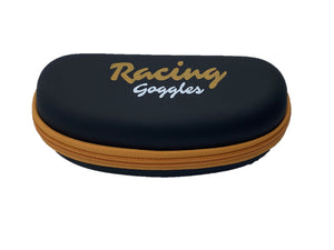 Goggle Case - Racing black