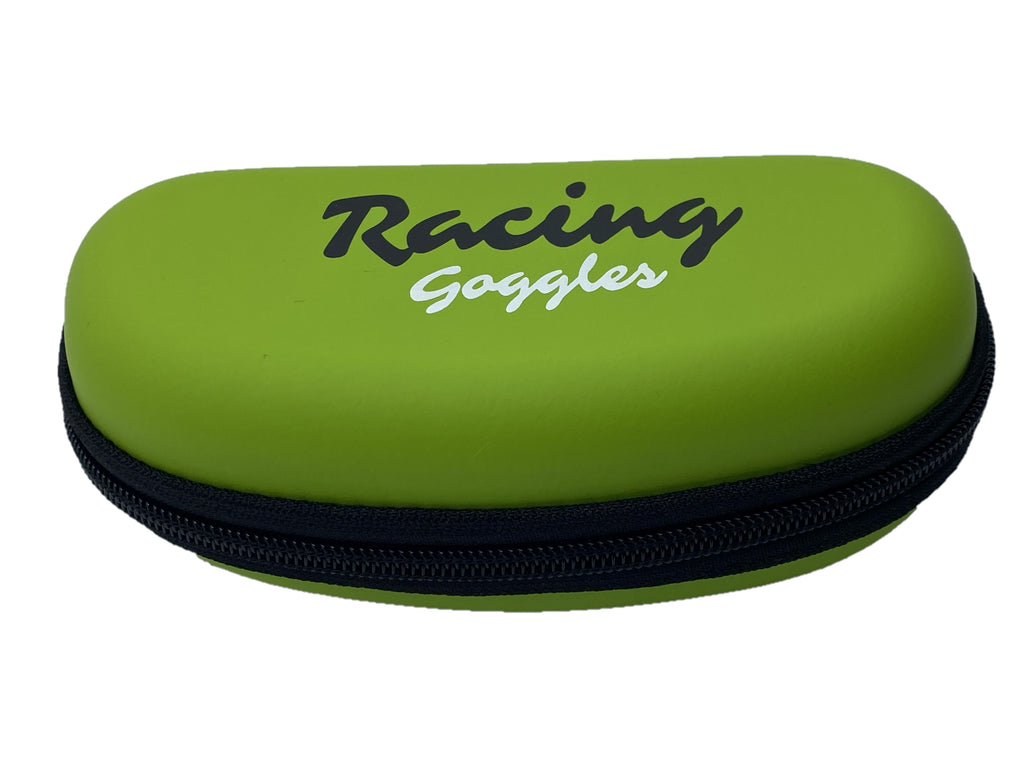 Goggle Case - Racing green