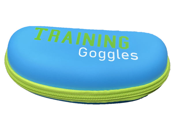 Goggle Case - Training Aqua