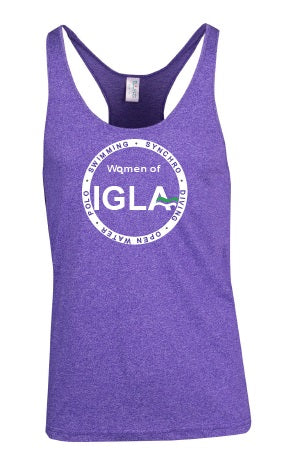 Women of IGLA - Heather Tank