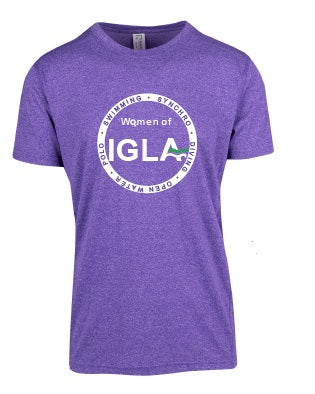 Women of IGLA - Heather Tee-Shirt