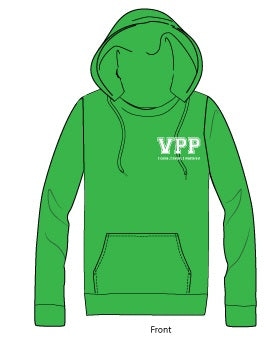 Powerpoints hooded sweatshirt