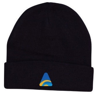 Masters Roll - Up Acrylic Beanie - Navy