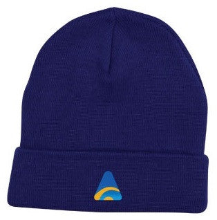 Masters Roll - Up Acrylic Beanie - Royal