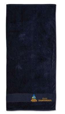 Masters State Championships Towel - Navy