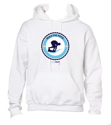Swimmerch - Rule the Pool Hoodie
